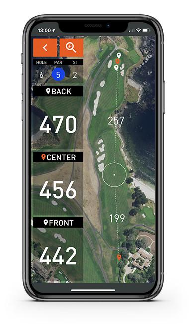 Golf GPS App and Live Golf Scoring Global Leader: VPAR